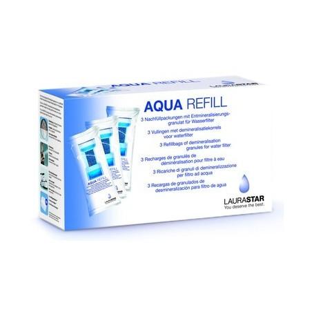 LAURASTAR Aqua Refill 3 Stück