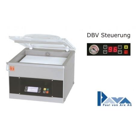 PAVA Vakuum-Verpackungsmaschine Tischmodell S 210 DBV, Basis-Version