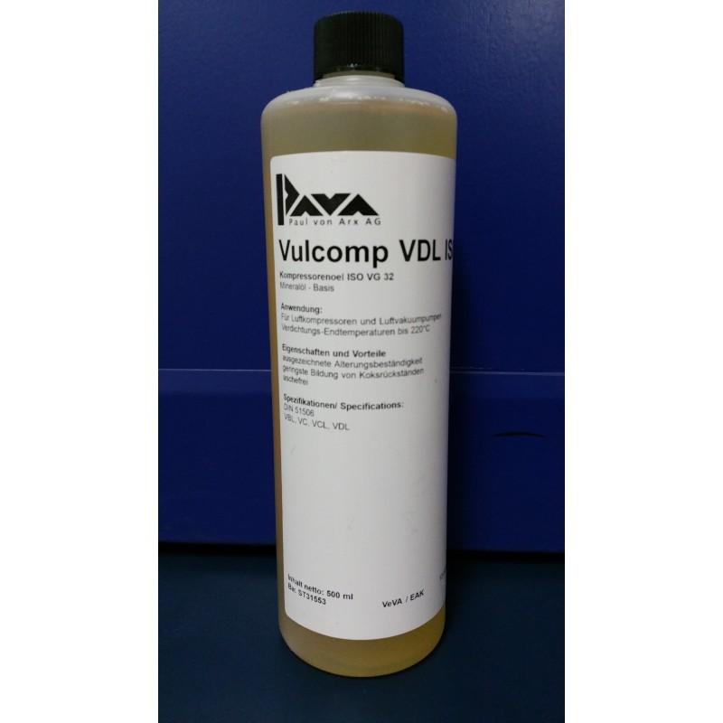 Vakuumpumpenoel zu PAVA Vac