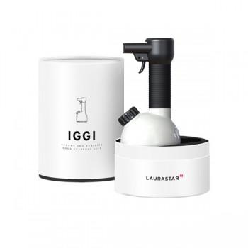 LauraStar Hygiene-Dampfgerät Iggi Pure White