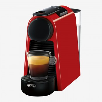De Longhi Nespressomaschine Essenza mini rot