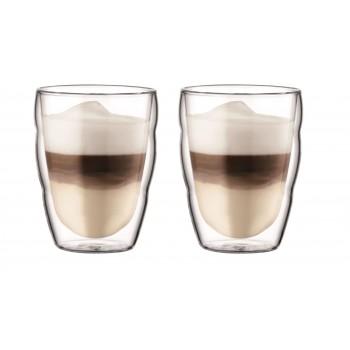 Bodum Pilatus Latte Macchiato Gläser