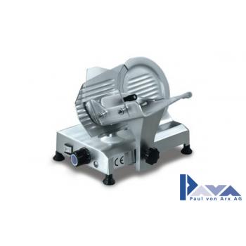 PAVA Aufschnittmaschine PAVA Topaz 195 mit Messerschleifer, silber PAVA  - 1