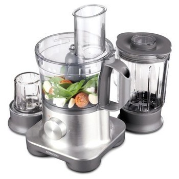 KENWOOD Food-Processor FPM260 multipro compact Kenwood - 1